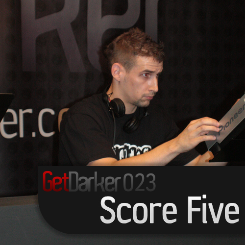 GDTV023 Score Five