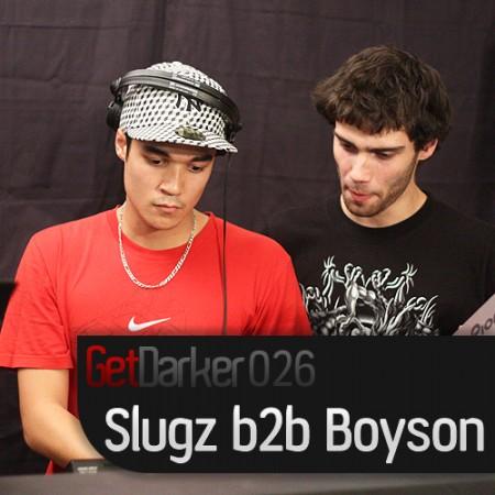 GDTV026 Slugz & Boyson