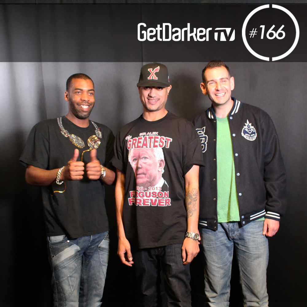 GetDarkerTV 166 – MC's In The Mix