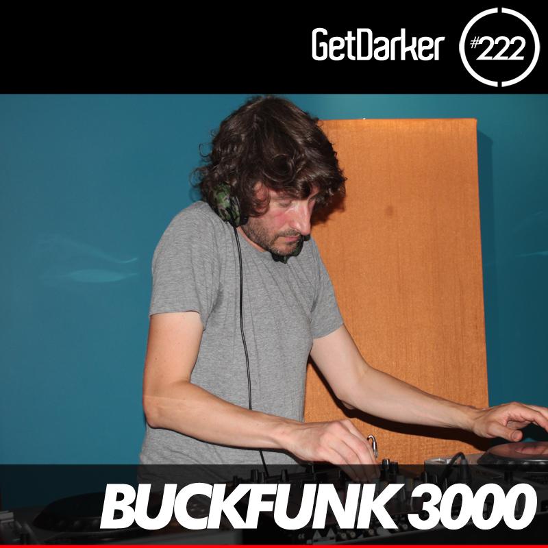 Buckfunk 3000 - In Is In / Planet Shock Future Rock