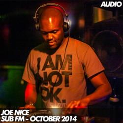 joe nice - subfm - oct 2014