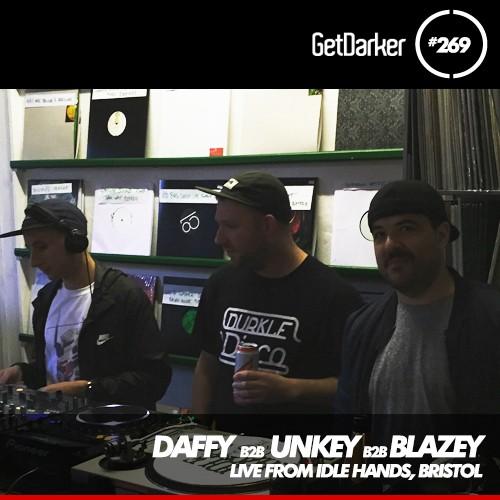 GDTV 269_Unkey Daffy & Blazey