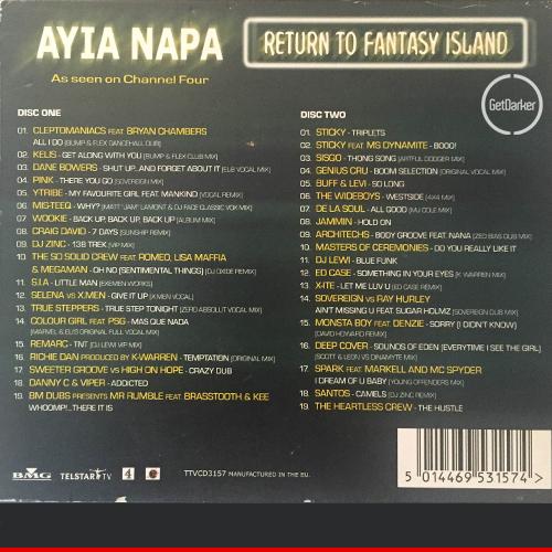 ayianapa_fantasyisland_hlc_tracklist